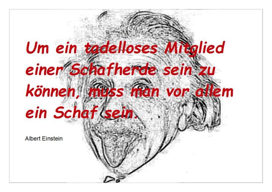 Die #Schafherde + das#Geld