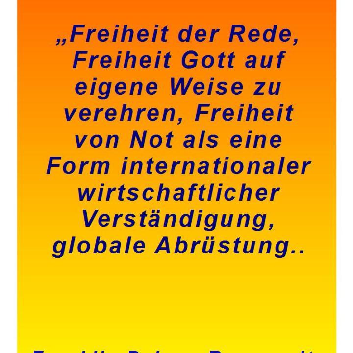 Zitate Posttille Wir Wollen Mehr Demokratie Wagen Politikblog